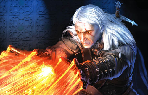 The Witcher: Rise of the White Wolf dice GUAU con su trailer