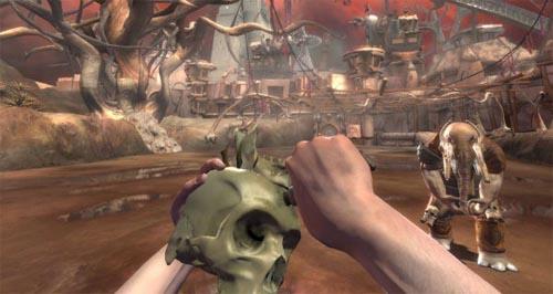 Zeno Clash: El primer FPS Chileno ya tiene un trailer gameplay