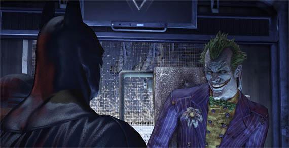 Más screenshots de Batman: Arkham Asylum