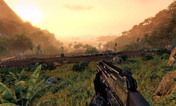 Confirmado el parche para Crysis Warhead