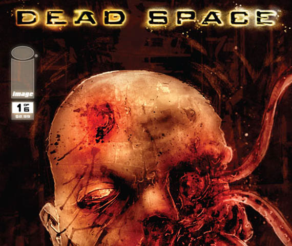 Ya podemos leer el Comic de Dead Space gratis y legal