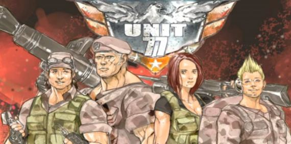 Elite Forces Unit 77: Acción 3d para la Nintendo DS
