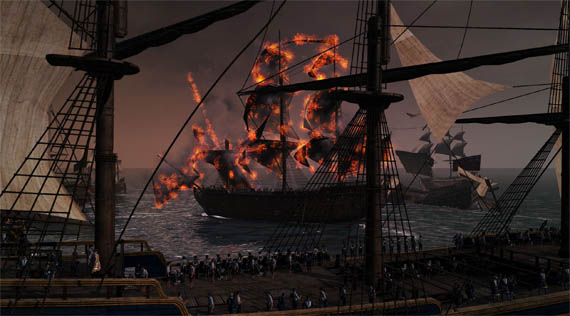 Empire Total War: nuevo trailer y se confirma el uso de Steam