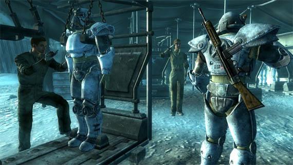 Nuevas screenshots y detalles del DLC para Fallout 3