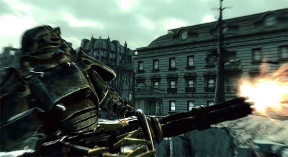 Descarga el nuevo Parche para Fallout 3 [Fallout 3 1.10]