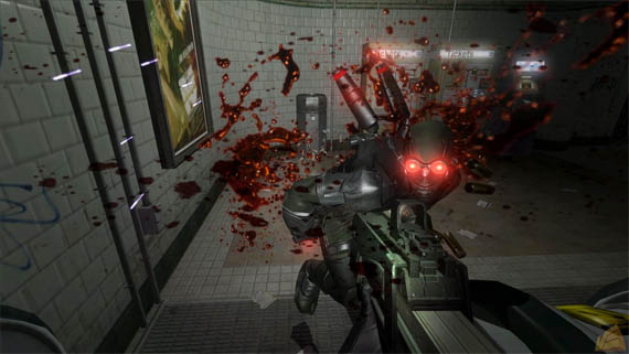 F.E.A.R. 2: Project Origin videos Gameplay en PS3