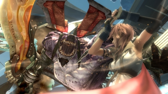 Ingame Screenshots de FFXIII