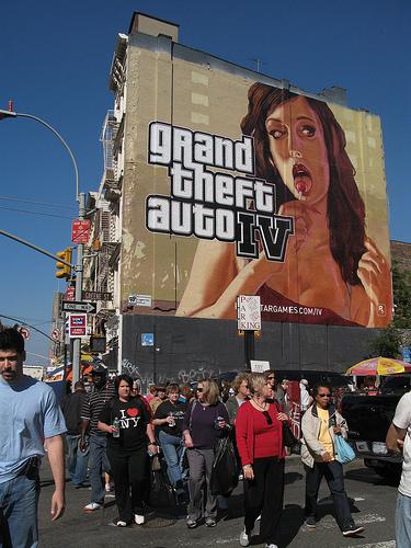 Primer contenido descargable de GTA 4 a la venta en febrero