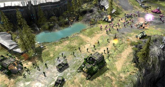 Halo Wars ya tiene fecha oficial con demo incluido