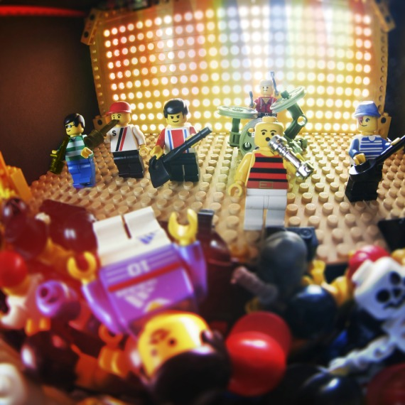 Rumores: LEGO Rock Band en desarrollo.