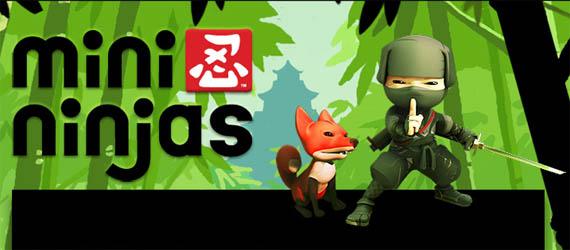 Trailer debut de Mini Ninjas