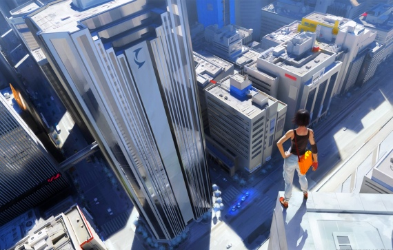 LagZero Analiza: Mirror´s Edge