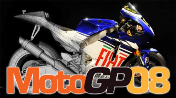 Moto GP Wii: Sale en Marzo de 2009 [Screenshots]