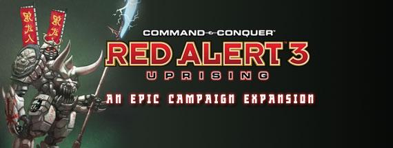 Red Alert 3, nueva expansión: Uprising