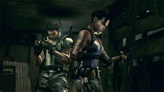 El Demo de Resident Evil 5 para Xbox 360 vendrá el 26 de Enero