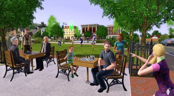 Requerimientos de Sims 3