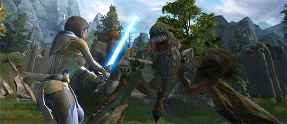 Star Wars: The Old Republic nos muestra más screenshots