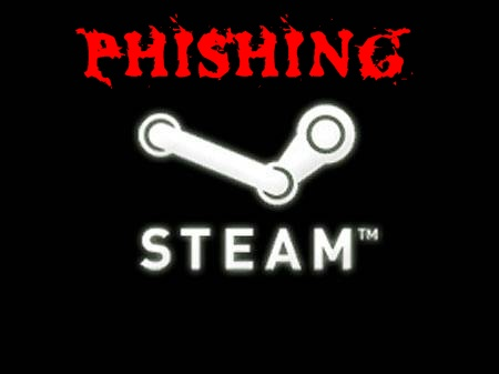 "Denuncia de ""Phishing"" a usuarios de Steam."