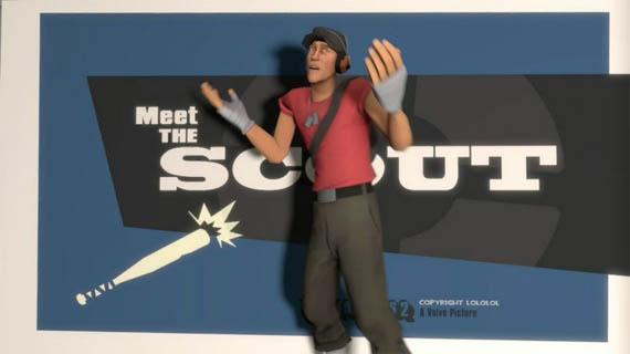 El Scout recibe nuevas armas en Team Fortress 2… parche esta semana.