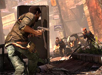 Características nuevas para la IA de Uncharted 2
