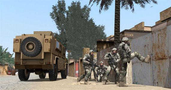 VBS2, el nuevo juego de entrenamiento para el ejercito de los EE.UU.