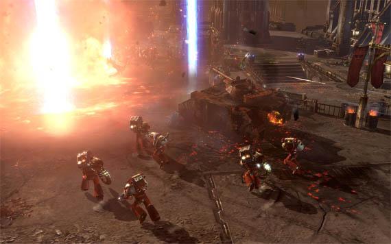 Warhammer 40K: Dawn of War 2 Beta disponible para todo el público [Steam]