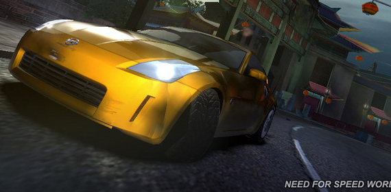 Need for Speed: World Online, otra nueva apuesta de EA