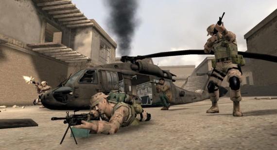 Reserva tú nombre para America´s Army 3 [Requerimientos]