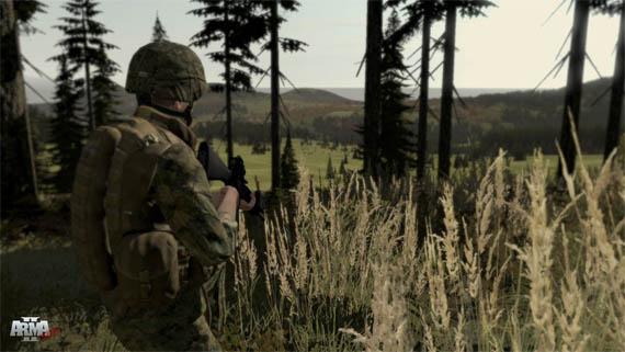 Nuevas screenshots de Armed Assault 2 nos dejan :o