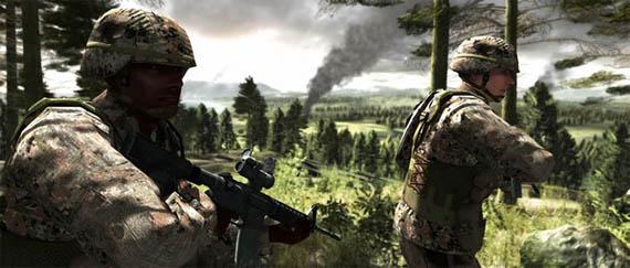 Nuevo video de Armed Assault 2: Reportando desde el campo de batalla