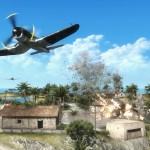 Battlefield 1943: Pacific está potenciado por el motor de ambiente destructible Frostbite de DICE