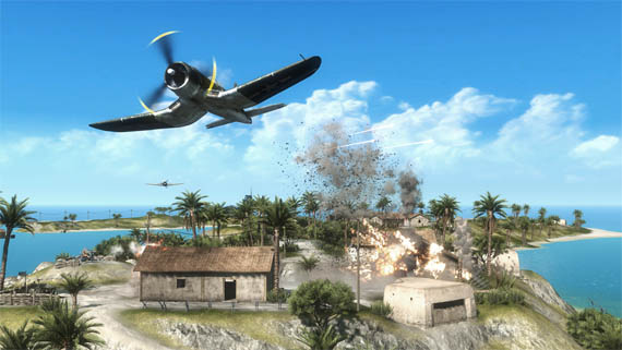EA Confirma Battlefield: Bad Company 2 y Battlefield: 1943 ambos para PC [Video]