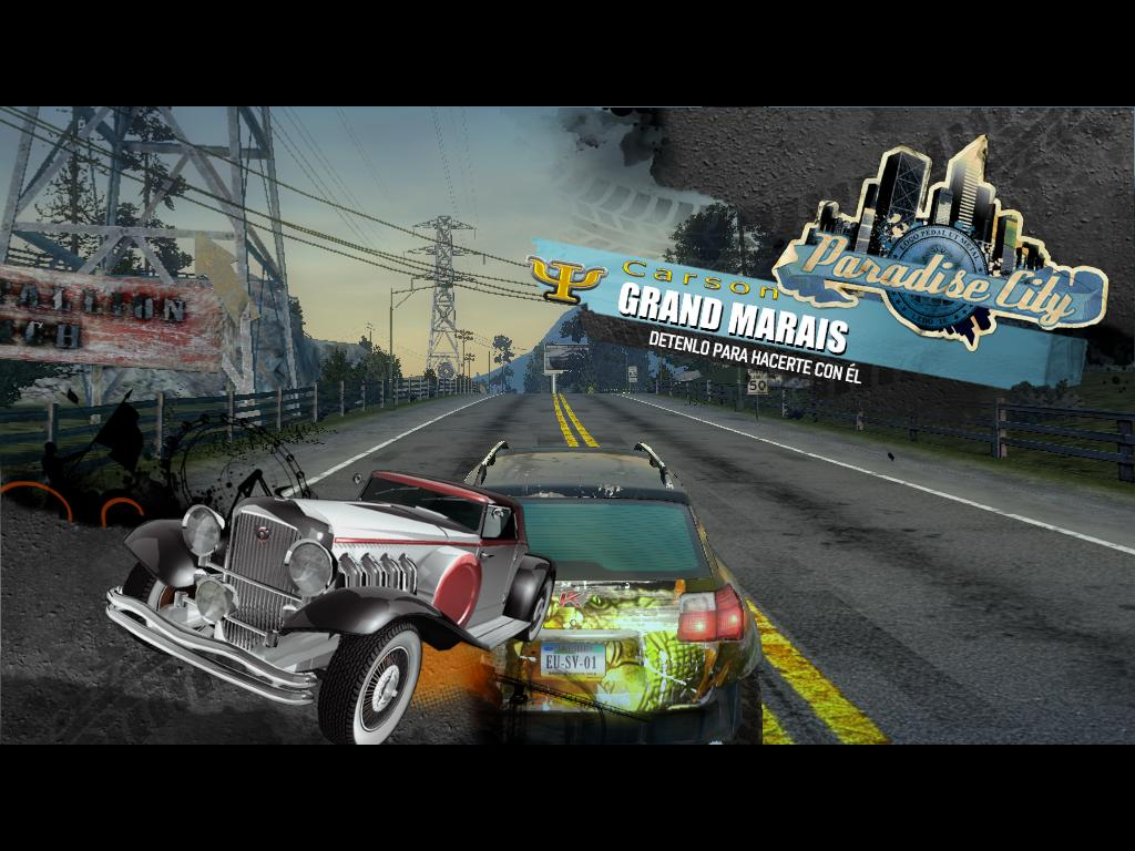 LagZero Analiza: Burnout Paradise