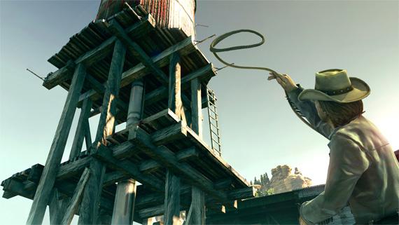 Primer trailer y screenshots de Call of Juarez: Bound in Blood
