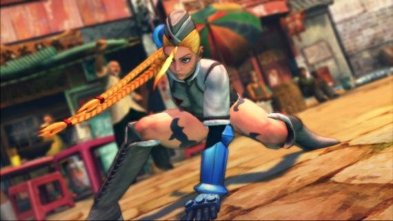Las chicas de Street Fighter IV y sus nuevos trajes. [Video]
