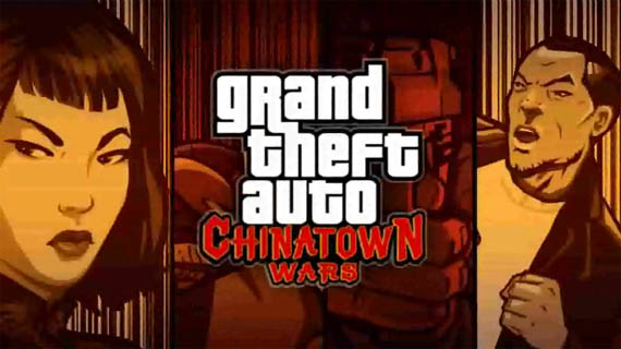 Excelente: Como robar un auto en GTA Chinatown Wars [Video Gameplay]