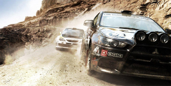 Nuevas Screenshots de Collin McRae: Dirt 2