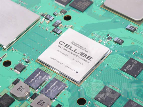 La PS3 se cambia a un procesador más barato: ¿Recorte de precios?