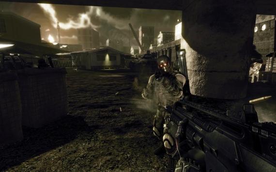 Nada es mejor que Killzone 2 en consola, excepto un buen mod de PC