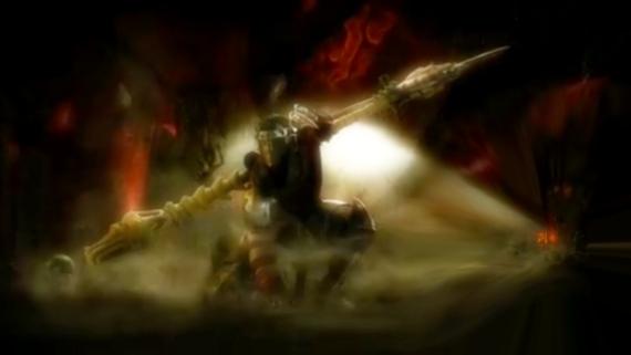 Trailer exclusivo de Dante's Inferno