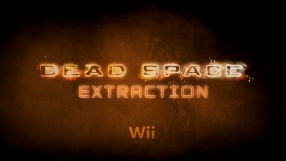 Primer avance de Dead Space Extraction - Wii