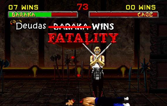 Los estudios Midway reciben un Fatality y se van a la quiebra