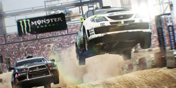 Codemasters confirma la fecha para DiRT 2