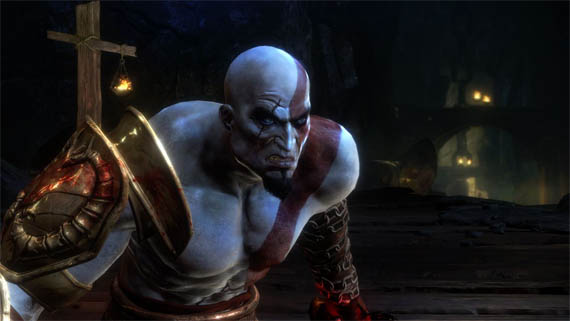 Primeras Screenshots y un Trailer de God of War III