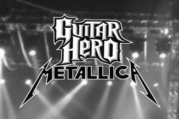 Nuevas Imágenes de Guitar Hero: Metallica [Video]