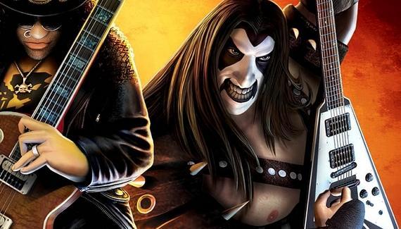 Los creadores de Guitar Hero demandan a Konami por Rock Revolution