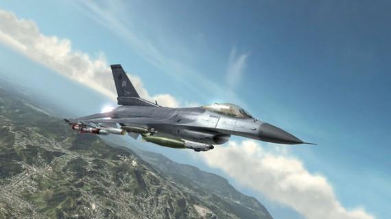 F-16 en H.A.W.K.