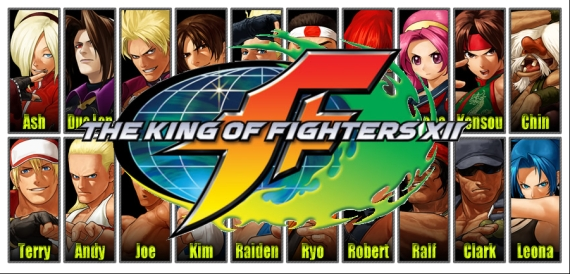 Imagenes The King of Fighter XII