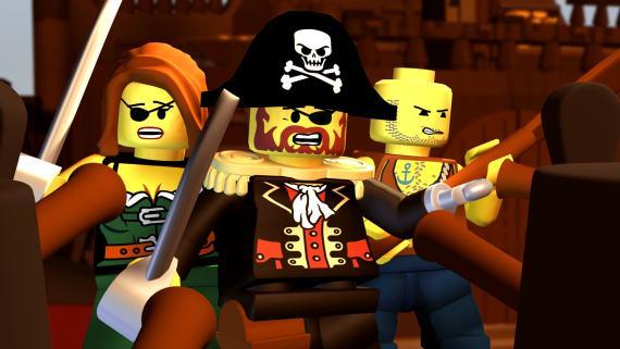 Anuncian Lego Battles para la Nintendo DS