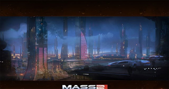 Nuevo trailer y 2 screenshot de Mass Effect 2